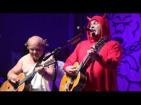 Tenacious D - Tribute + PoD - Festival Supreme 2014