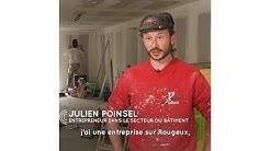 4G Haute-Marne - Témoignage de Julien Poinsel, entrepreneur bâtiment