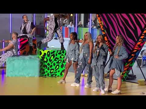 Little Mix - Bounce Back (The One Show)