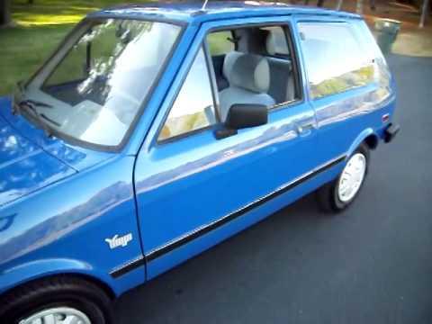 beautiful YUGO GV 1987. walkaround video. restored car