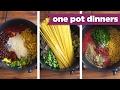 Healthy One-Pot Dinner Recipes! Pizza Pasta, Taco Quinoa, + BONUS Recipe! - Mind Over Munch