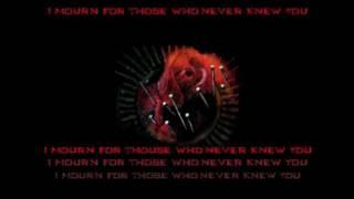 Killswitch Engage - Rose of Sharyn (with Lyrics)
