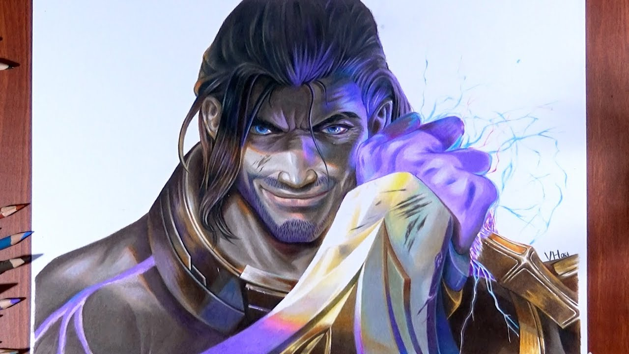 Sylas Drawing League Of Legends Vh Art Youtube It's usually the case that if you're a fan of a video game and want to check out its concept art, you. sylas drawing league of legends vh art