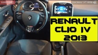 new Renault Clio IV 2013 EXPRESSION