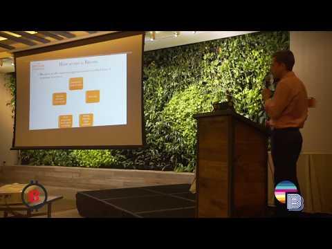 Saifedean Ammous The Bitcoin Standard Presentation in Miami Florida