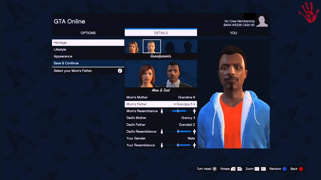 Gta 5 Online Character Customization - Make Your Own