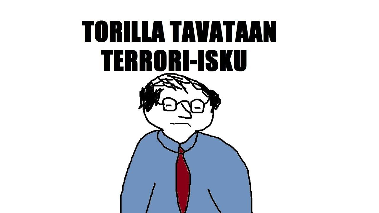 Ranskan Terrori Isku