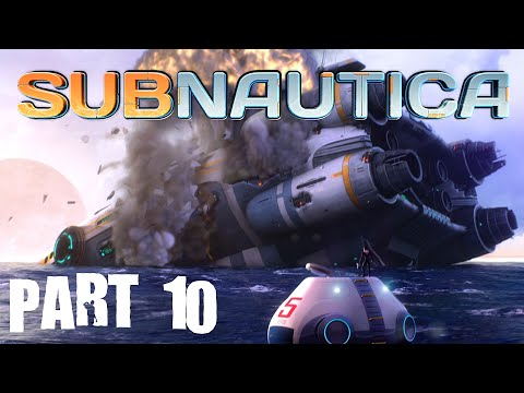 S1ippery Jim plays: Subnautica - Part 10 - Hydrothermal Vents!