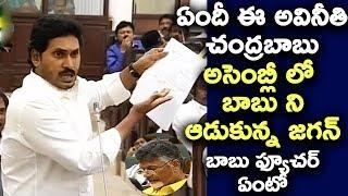 YSJagan ROARS Like LION On Chandrababu Mistakes In Assembly   #YSJaganAssembly   #Chandrababu   APCM