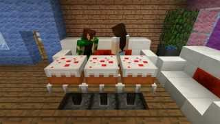 Count on me - Minecraft Videoclip - Lyrics in the description (English + Español)