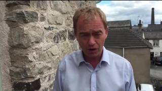 Message by Tim Farron, Leader of Liberal Democrats at Jalsa Salana UK 2016