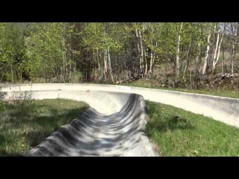 Lutsen Mountain: Alpine Slide