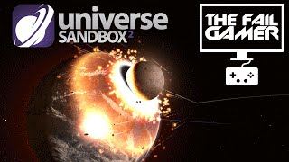 Universe Sandbox ² - Who Wants A Distorted Ring?
