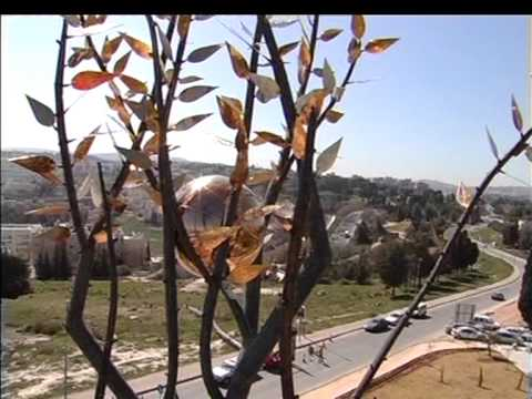 Tolerance Monument, Jerusalem, Israel