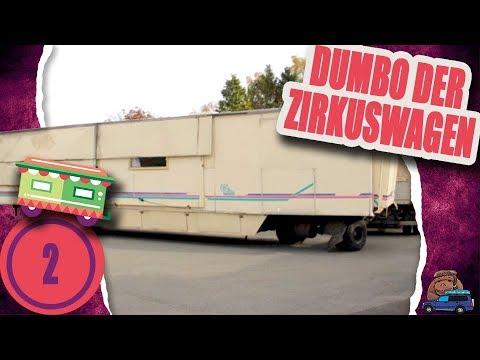 Unser Dumbo ist da! | Leben im Zirkuswagen/ Schaustellerwagen | Alternative zu Tiny House & Bauwagen
