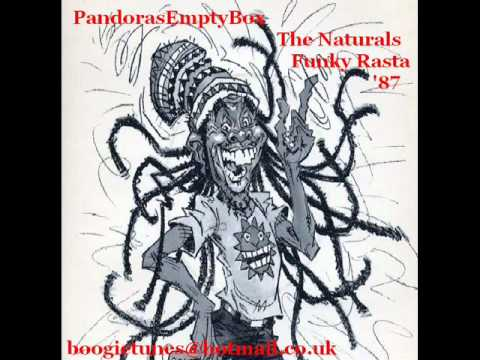 "The Naturals - Funky Rasta.12"" (1987)"
