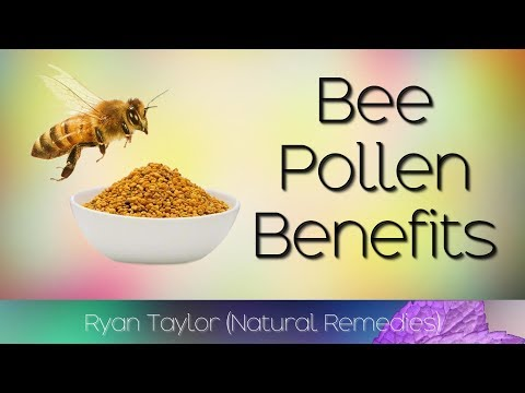 bee-pollen:-benefits-and-uses