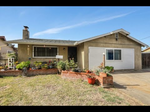 Home For Sale: 825 Sinbad Avenue,  San Jose, CA 95116 | CENTURY 21