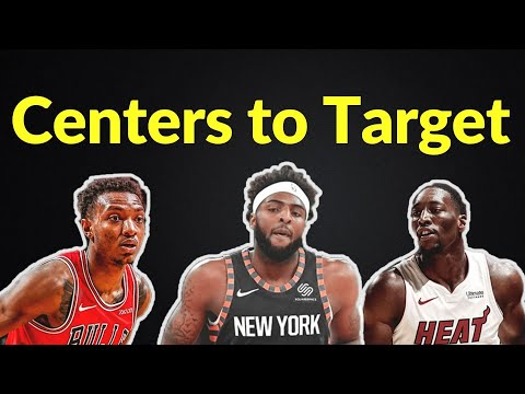 NBA Fantasy Draft Sleepers Breakout Players 2020