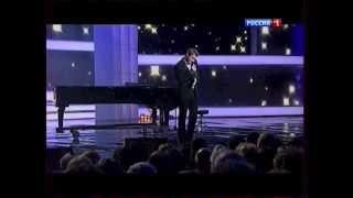 Алексей Воробьев первый раз после трагедии поет в TV эфир Будь пожалуйста послабее