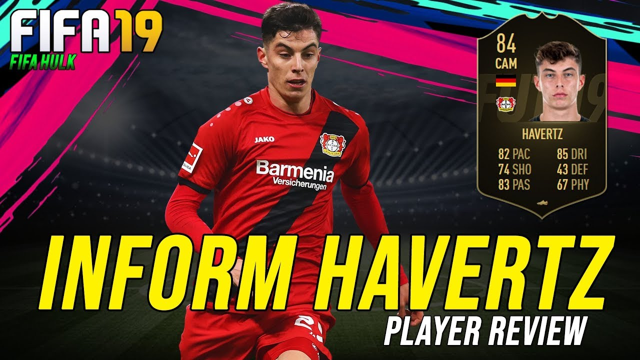 Havertz Fifa 19