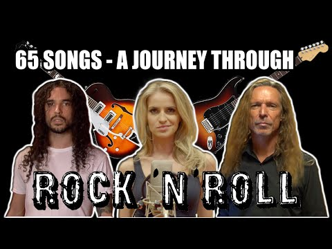 65 Songs  A Journey Through Rock N Roll  Ten Second Songs