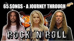 65 Songs - A Journey Through Rock 'N' Roll   Ten Second Songs