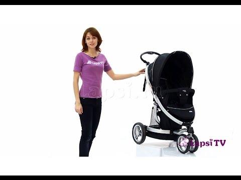 Прогулочная коляска Valco Baby Ion (Валько Бэби Ион)