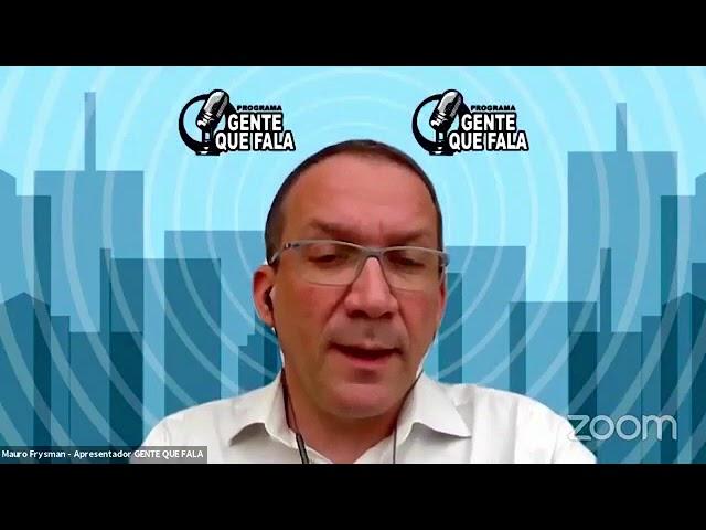 Programa Gente que Fala com Gonzalo Vecina