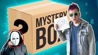 MYSTERY BOX FROM THE GAME MASTER ??
