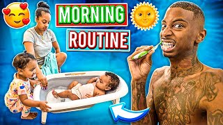 THE OFFICIAL MJ FAMILY MORNING ROUTINE!