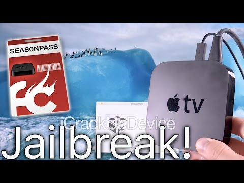 Jailbreak Apple TV 2 iOS 6.2.1: NO Apple TV 4, 3 Support - Seas0nPass Jailbreak (7.1.2) Tethered