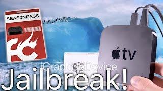 Jailbreak Apple TV 2 iOS 6.2.1: NO Apple TV 4, 3 Support - Seas0nPass Jailbreak (7.1.2) Tethered