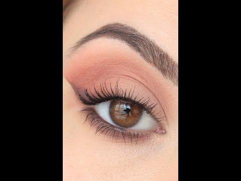 Günlük doğal göz makyaj nasıl yapılır