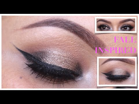 SMOKEY EYE SPOTLIGHT... FALL INSPIRED! thumbnail