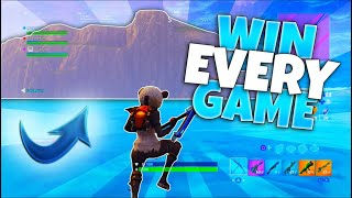 (OP) *EPIC INSTANT WIN* How to WIN EVERY GAME in Fortnite (Instant Victory Glitch) Fortnite Glitches