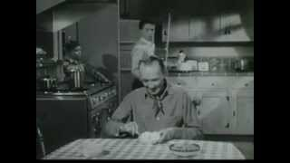 Vintage Old 1960's Borden's Cherry Vanilla Ice Cream Commercial