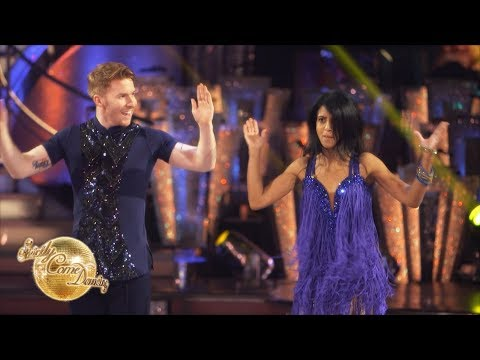 Backstage at Strictly with Blue Peter - It Takes Two 2017 - BBC Two