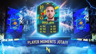 PLAYER MOMENTS DIEGO JOTA SBC! - FIFA 20 Ultimate Team