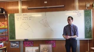 Coordinate Methods (1 of 3: Random quadrilaterals & magic parallelograms)