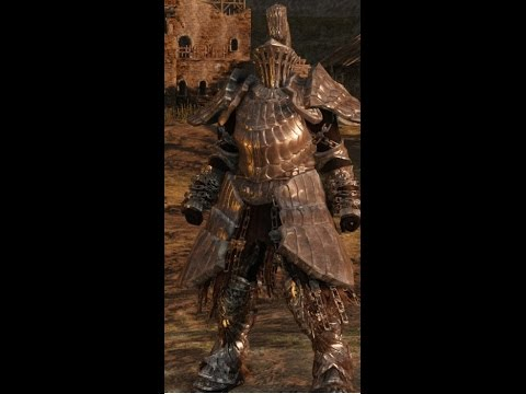 Dark Souls II Scholar of the First Sin Guide: Havel's Set and Havel's Greatshield Location