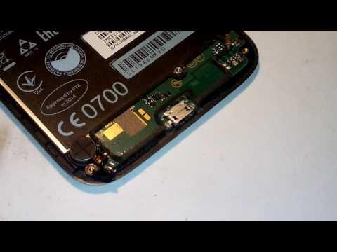 Lenovo A859 замена USB разъема, плюс дополнительная подлянка от предыдущего ремонтника