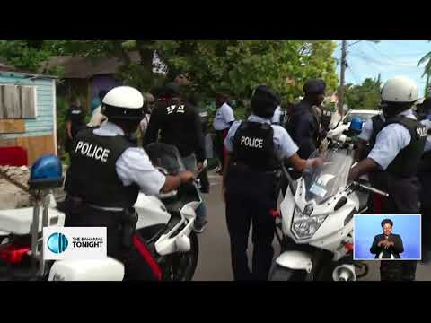 New: BAHAMAS NEWS: INNER CITY POLICE OPERATION