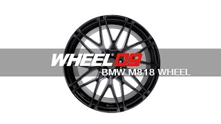 BMW 20인치 휠 818M wheel  블랙 커스텀 …