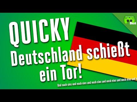 QUICKY # 15 - Deutschland schießt ein Tor! «» Best of PietSmiet | HD