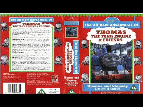 Thomas The Multi-Language Tank Engine - Thomas and Stepney and Other Stories thumbnail