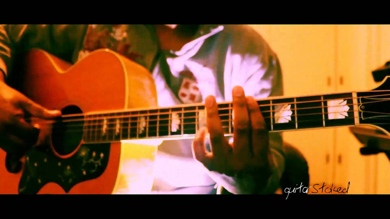 Chris Brown Fine China Guitar Demonstration With Chords Youtube