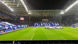 Champions League anthem . Porto vs Liverpool 0-5