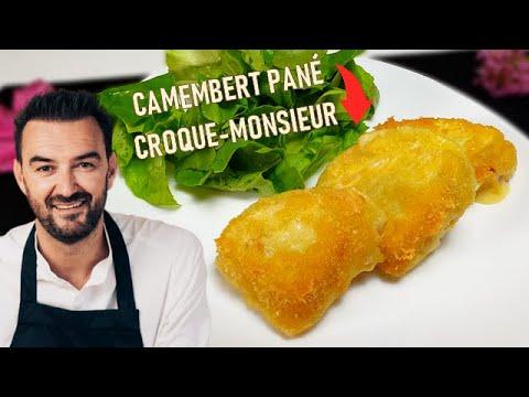 tous-en-cuisine-#76---je-teste-le-camembert-panÉ-croque-monsieur-de-cyril-lignac-!