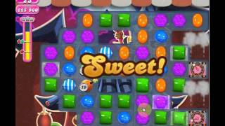 candy crush saga level  1485 (no boosters)